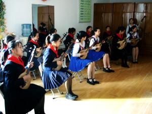 放課後部活楽器