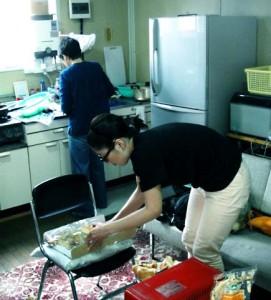 神戸フィラデルフィヤ教会調理