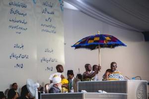 ガーナ国アシャンティ王