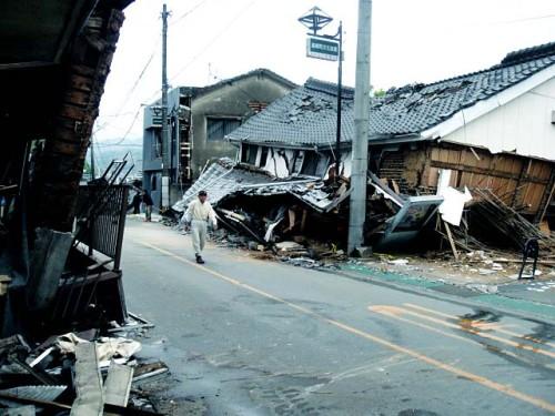 本震後 惣領 2016年4月18日