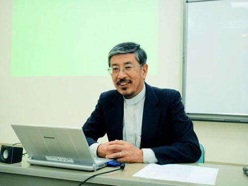 岩村義雄講座「自分自身を探すことが人の目標」