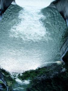 成羽川ダムが小田川氾濫の元凶