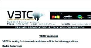 VBTC テレビ