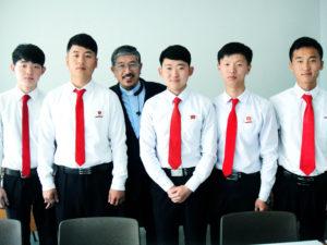 朝鮮外国語大学